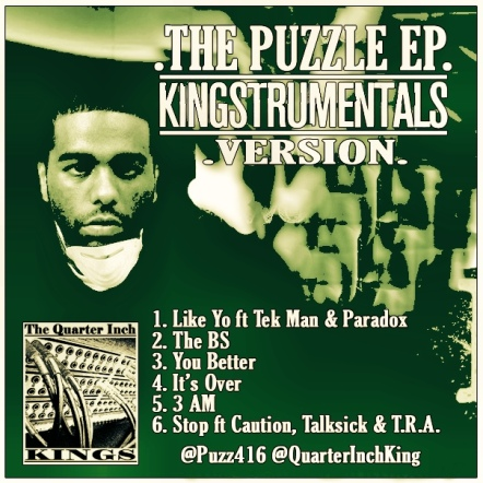the puzzle ep BACK