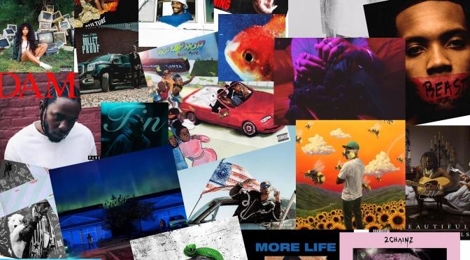 ALBUM HIP HOP e R'& B che hanno segnato il 2017..su HipHopFreshIta